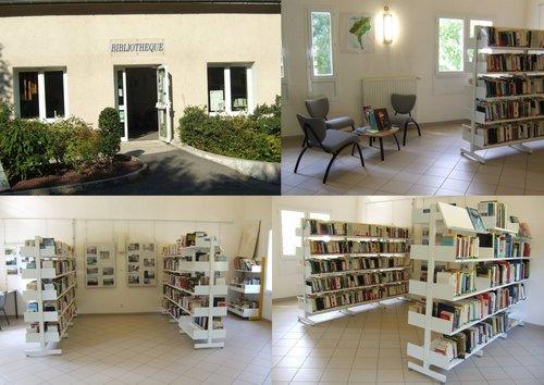 Bibliothèque Rompon